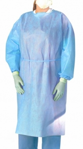 XX-Large Polypropylene Barrier Gowns