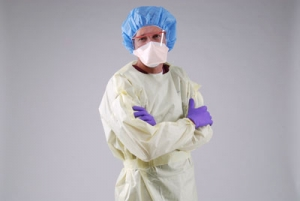 KC200 Control Cover Gown, Halyard® Health KC200 Control® Disposable Protective Cover Gowns - XL