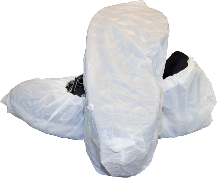 White Shoe Covers For Large Feet