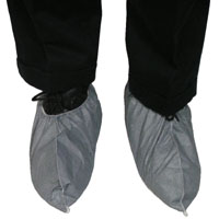 FC450SGY Dupont™ Disposable Tyvek® FC  Gray Shoe Covers