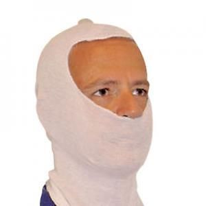 Disposable Cotton Spit Sock/Hood/Net
