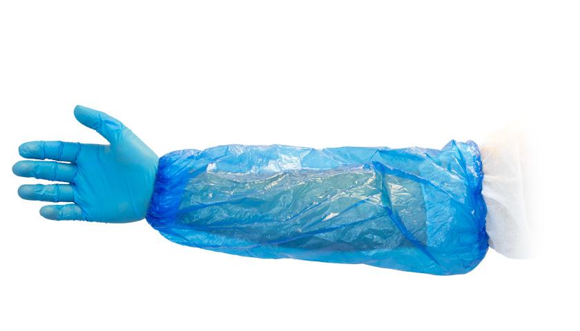 Polyethylene Sleeves Pe Sleeve Protectors Impervious