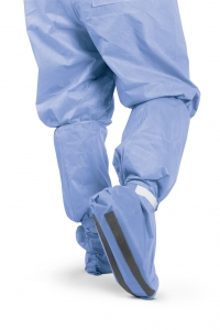NON27348P Medline® Disposable Prevention Plus Adjustable Knee High Boot Covers w/ Foam Strip Bottom Tread
