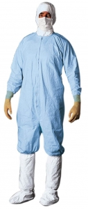DuPont™ Tyvek® Micro-Clean® 2-1-2 Coveralls — Series 252, CC252PI Dupont™ Tyvek® Dupont™ Micro-Clean® Single-Use Coveralls