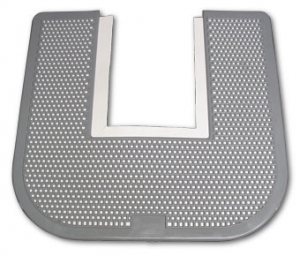 Commode Mat, 1950 Impact® Z-Series Disposable Deodorizing Commode Floor Mats
