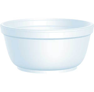 12-oz Foam Bowl