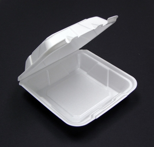 Pactiv Two Tab Conventional Hinged Lid Containers