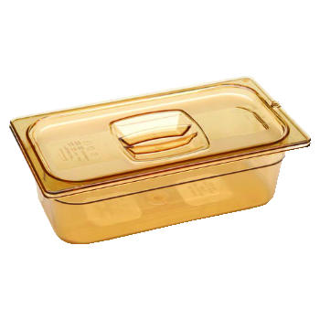 Rubbermaid® Hot Food Pan 1/2 Size, 224P Rubbermaid® Commercial 1/2 Size Hot Food Pan - 6 3/8 Qt