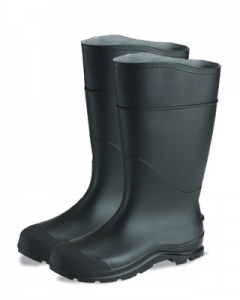 MDS Economy 16` PVC Boots w/ Steel Toe & Molded Insole