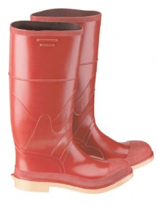 Onguard 16` Superpoly® Steel Toe PVC Industrial Boots w/ Chevron Sole