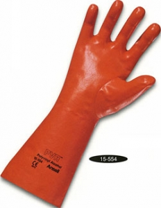 15554 Ansell® PVA® Chemical-Resistant Gloves
