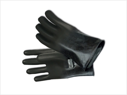 B131 North® Unsupported 13-mil Chemical-Resistant Butyl Gloves w/ Smooth Texture