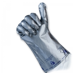 SSG North® Silver Shield® 2.7-mil 5-Layer Chemical-Resistant Gloves