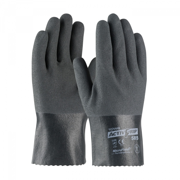 PIP®  ActivGrip™ Nitrile Coated Glove w/ Cotton Liner #56-AG585/6