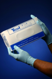 TechniGlove TechNitrile® Class 100 Technipak® Nitrile Gloves