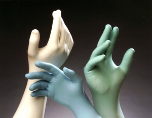 #TN2000 TechniGlove TechNitrile® Class 100 Single-Use Colored Powder-Free Cleanroom Nitrile Gloves