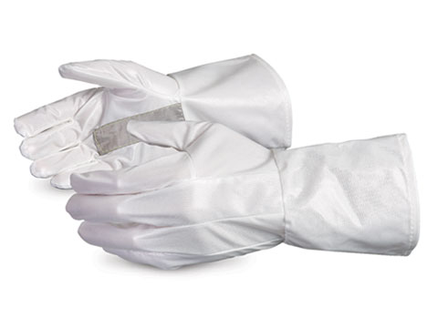 #1401L2GH Superior Glove® Ground Hog Electro-Static Cleanroom Spray Painting Polyurethane Gloves