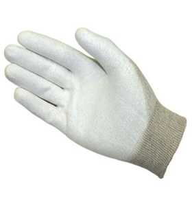 406415 PIP CleanTeam® Seamless ESD Coated Nylon Cleanroom Gloves