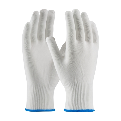 #40-730 PIP® CleanTeam® Light Weight Seamless Knit Nylon Cleanroom Gloves