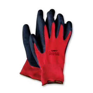 GNRN QRP® Little Red Gripper Nitrile Coated Nylon Cleanroom Work Gloves