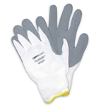 NPDNY QRP® Qualagrip® NY Assembly-Inspection Gloves, White