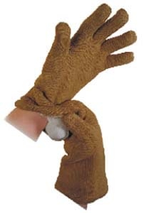 #50G QRP® Qualatherm® 1400 Dry Thermal 14` Protective Gloves, Forearm Length