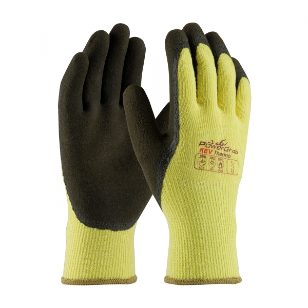 PIP PowerGrab™ KEV Thermo Latex Coated Gloves #09-K1350