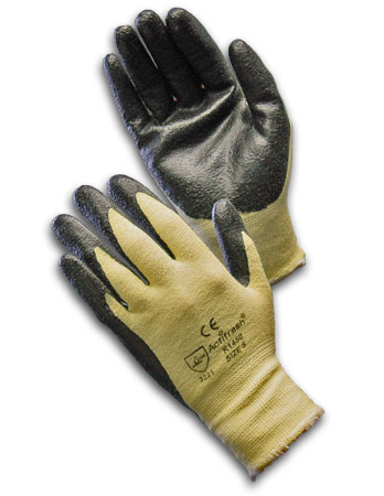 #09-K1450 PIP G-Tek® KEV Seamless Knit Kevlar® Cut-Resistant Protective Work Gloves. Cut level 2.