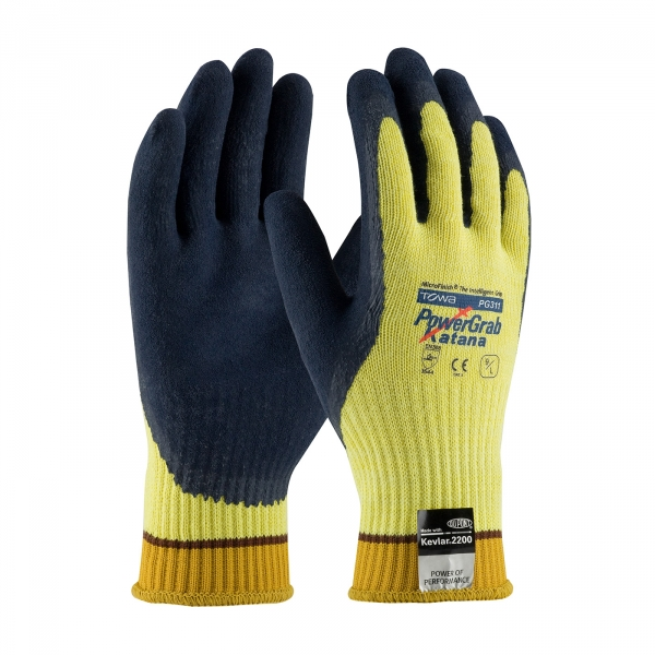 PIP PowerGrab™ Katana Latex Coated Gloves #09-K1700