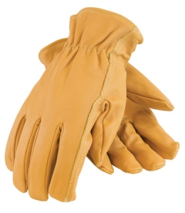 Kut-Gard®, Goatskin Driver, Straight Thumb with 13 Gauge, Light Weight Kevlar Liner