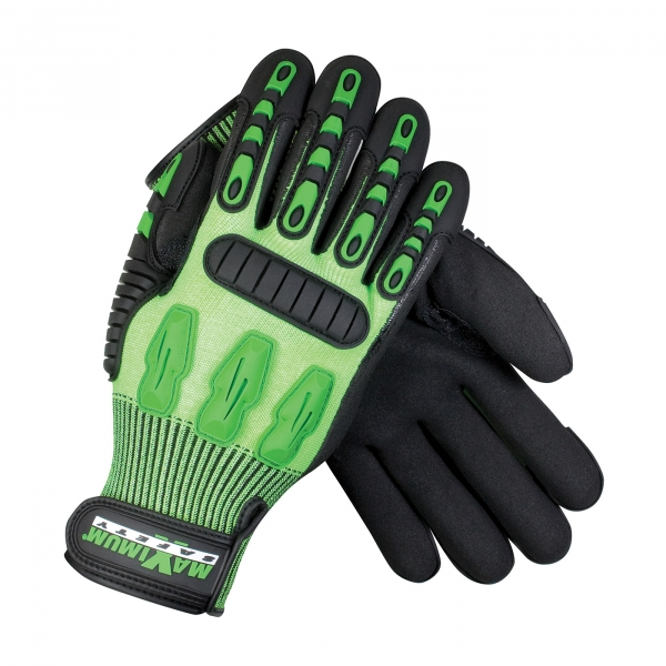 PIP® Maximum Safety® TuffMax3™ Gloves - #120-5130