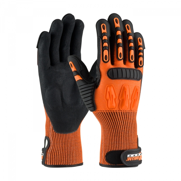 PIP® Maximum Safety® TuffMax5™ Gloves - #120-5150