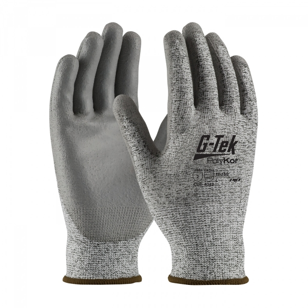 PIP®  G-Tek® PolyKor™ Polyurethane Coated Gloves #16-150