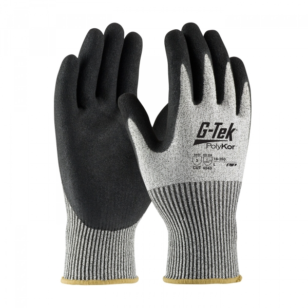 PIP G-Tek® PolyKor™ Nitrile Coated Gloves #16-350