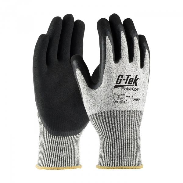 PIP G-Tek® PolyKor™ Latex Coated Gloves #16-815
