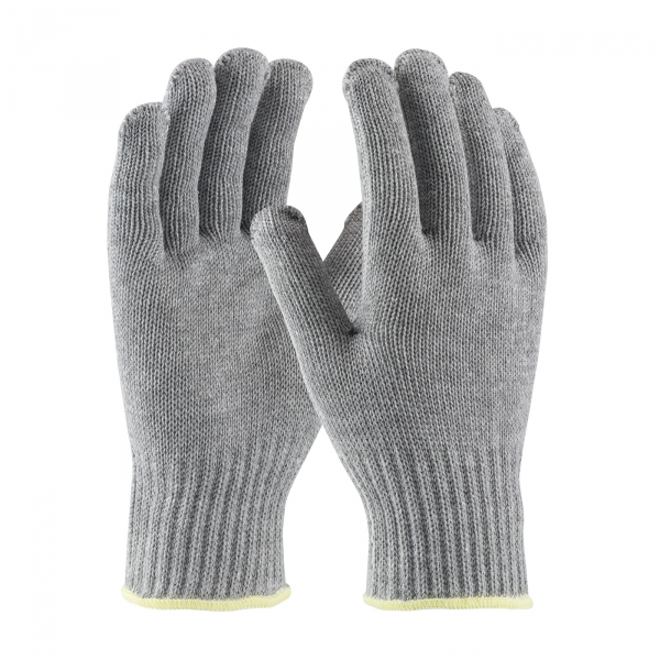 #17-DA700 PIP®  ACP Polyester Lined Gray  Dyneema® 7-Gauge Knitted Gloves