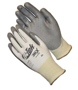 #19-D330 PIP G-Tek™ 3GX Dyneema® Diamond Polyurethane Coated Cut-Resistant Work Gloves. Cut level A4