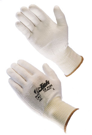 PIP G-Tek® CR Plus Seamless Knit Spun Dyneema® / Lycra Glove with Polyurethane Coated Smooth Grip on Palm & Fingers
