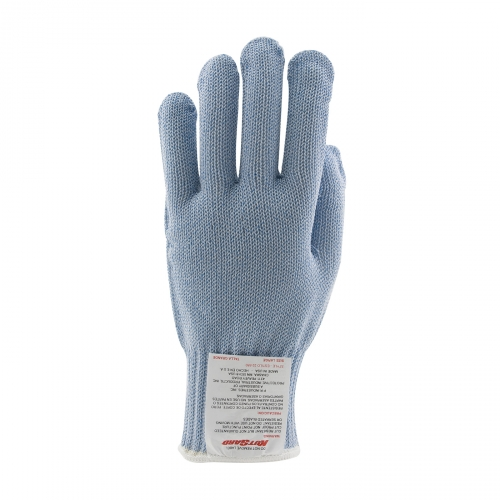 22-650 PIP® Kut-Gard®  Polyester over Stainless Steel Core Seamless Glove - Heavy Weight