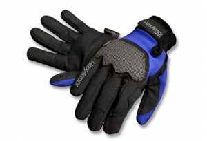 4018 HexArmor® Mechanic's+  4018 SuperFabric®  Cut-Resistant Protective Work Gloves, cut level A6