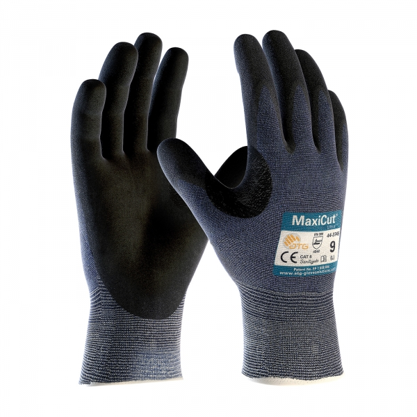 PIP® MaxiCut® Ultra™ Gloves with MicroFoam Grip on Palm and Fingers -  #44-3745