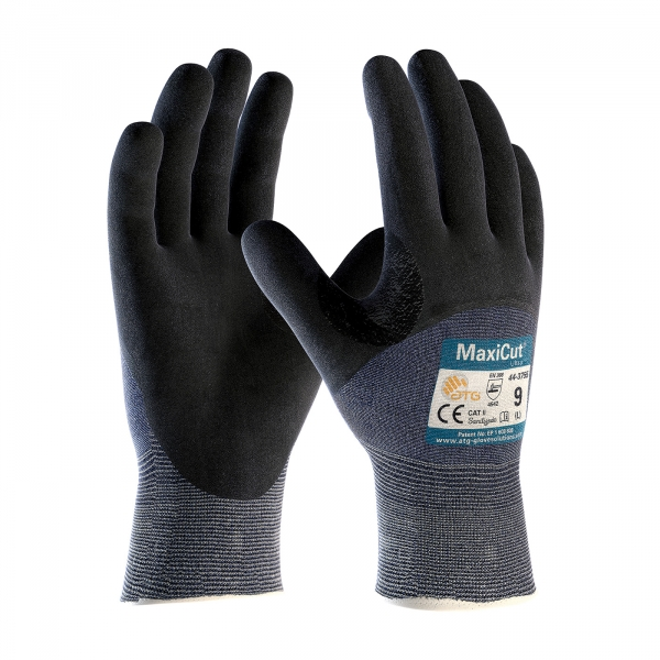 #44-3755 PIP® MaxiCut® Ultra™ Nitrile Coated MicroFoam Seamless Knit Gloves