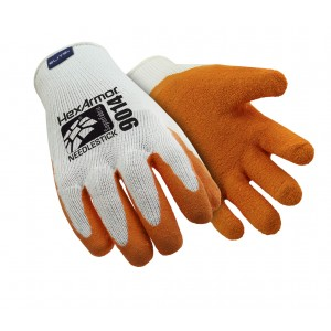 9014 HexArmor® SharpsMaster II™ 9014 SuperFabric® Cut & Puncture Resistant Work Gloves, cut level A9