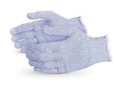 S10SXB Superior Glove® Sure Knit® Cut Resistant Food Industry Work Glove
