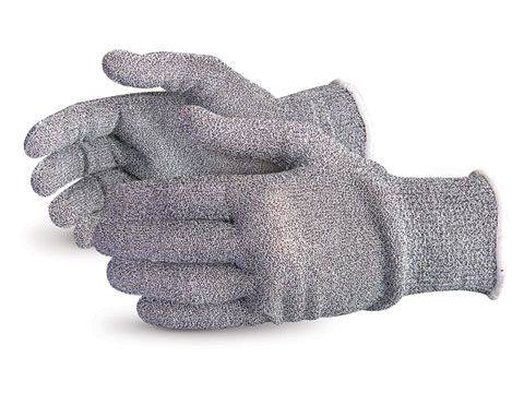 #S13GDSTL Superior Glove® Sure Knit® 13-Gauge Composite Knit Cut Resistant Work Gloves w/ Dyneema®, Touch Screen Compatible
