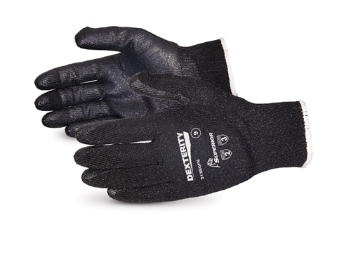 S13NGFN Superior® Dexterity® High Abrasion and Cut Resistant Work Glove with Foam Nitrile Palm