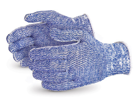 SCX5 Superior® Emerald CX™ 7-gauge Kevlar Composite-knit Cut Resistant Work Glove