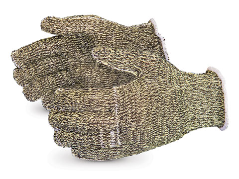 SCX6AS Superior® Emerald CX® Kevlar® 7-Gauge Anti-Shrink Composite Knit Cut Resistant Work Glove