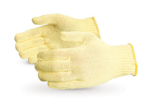 SKM Superior® SureKnit™ 7-gauge Medium-Weight Kevlar Knit Cut Resistant Work Glove