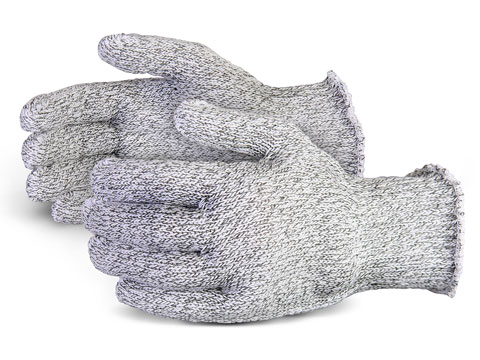 #SPGC - Superior® Contender™ Middleweight 7-gauge Composite Knit Cut Resistant Work Gloves